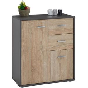 commode achat vente commode pas cher french days d s le 27 avril cdiscount. Black Bedroom Furniture Sets. Home Design Ideas