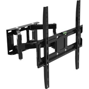 Support tv mural inclinable et orientable achat vente - Support tv mural universel ...