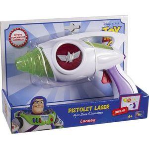 FIGURINE - PERSONNAGE TOY STORY 4 Pistolet laser de Buzz Ranger de L'esp