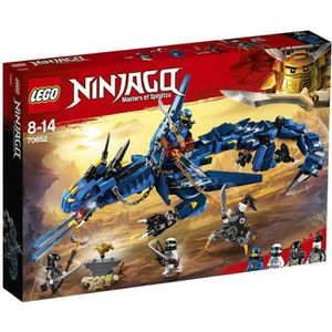 ASSEMBLAGE CONSTRUCTION LEGO® NINJAGO® 70652  Le Dragon Stormbringer