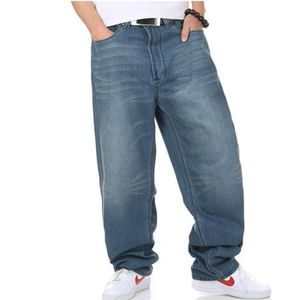 JEANS Zencart Hip Hop Baggy Jeans Hip-colored Lâche Droi