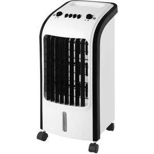 Climatiseur à économie d'énergie 60 W avec roulettes