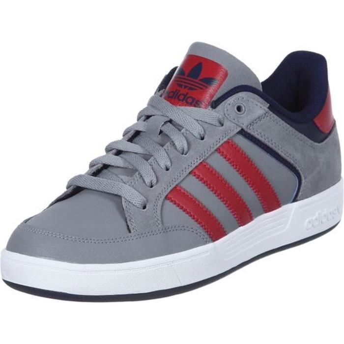 ADIDAS ORIGINALS Baskets Varial Low Enfant Noir Gris