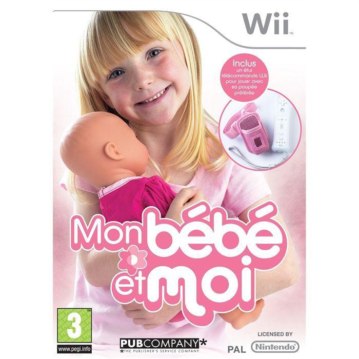 MON BEBE ET MOI / JEU Wii