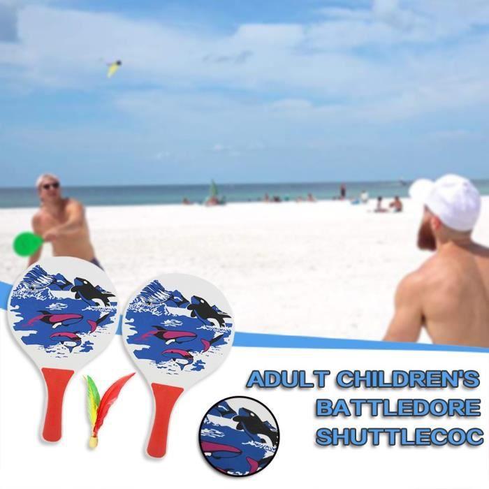 Ensemble de balles en nylon pour raquette de badminton pour débutants pour enfants adultes _pian3757