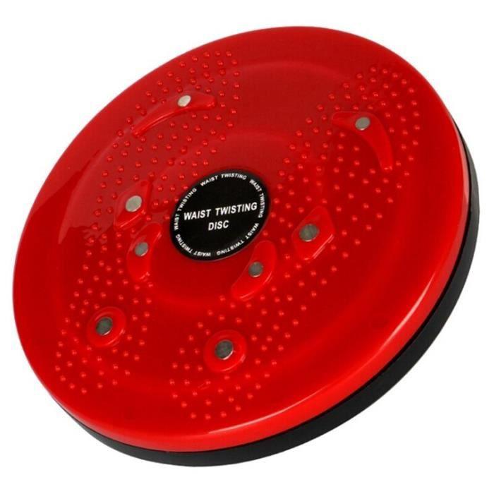 Torsion taille Torsion disque conseil aérobie exercice Fitness équipement réflexologie aimants rotati - Modèle: 25cm - HSJSZHA09409