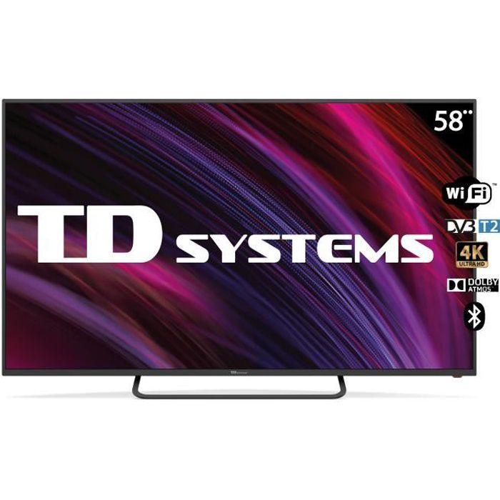 Smart Tv LED Ultra HD 58¨
