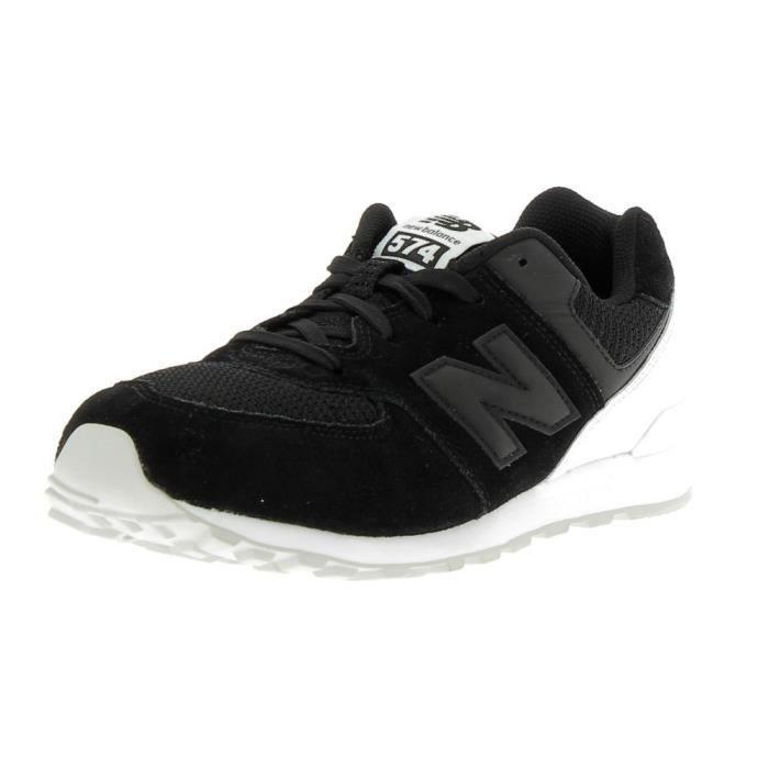 New Balance - New Balance 574 Chaussures de Sport Noir