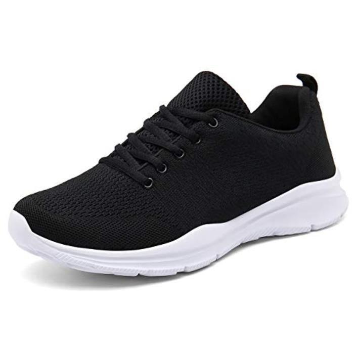 Sandale De Randonnee S8FXY Chaussures de course Formateurs Sport Chaussures de marche athlétique Gym Casual Sneakers Taille-37