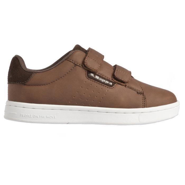Kappa - Chaussures Tchouri enfant Marron