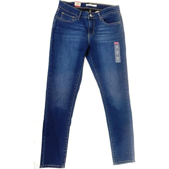 LEVIS coup SKINNY