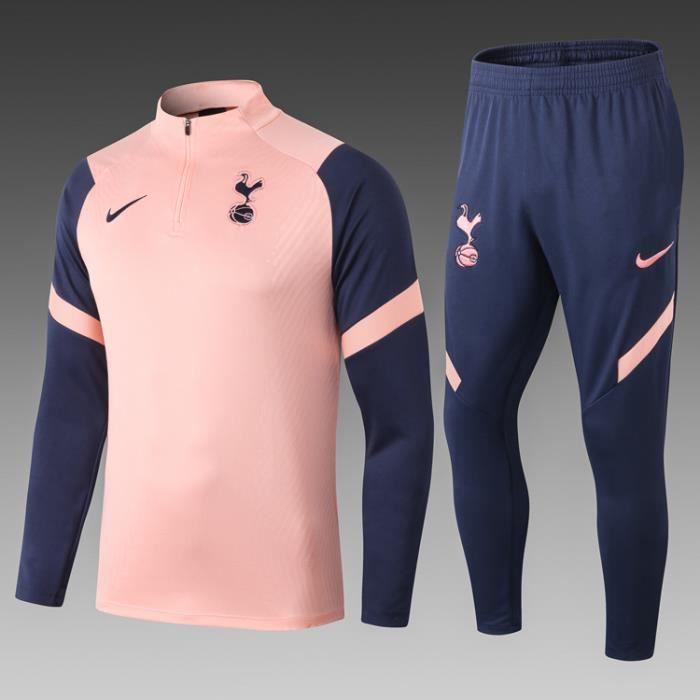 Survêtement de Foot Homme 2020 2021 Nouveau Maillot de Football Pas Cher Survet Kit