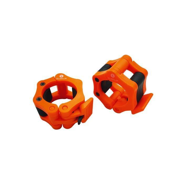 Stop disques Sveltus - orange - TU