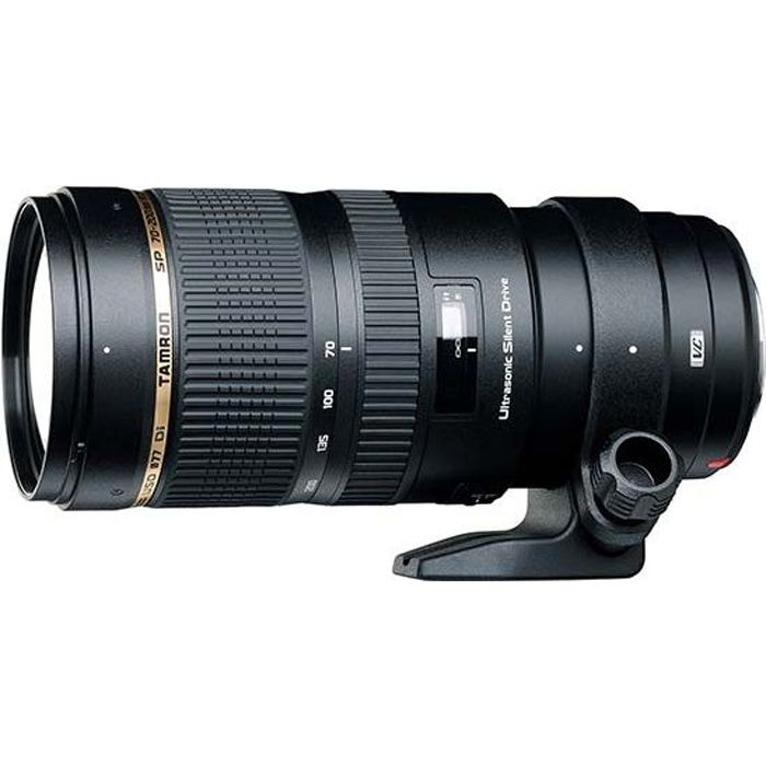TAMRON Objectif AF 70-200 f-2.8 Di LD [IF] VC O…