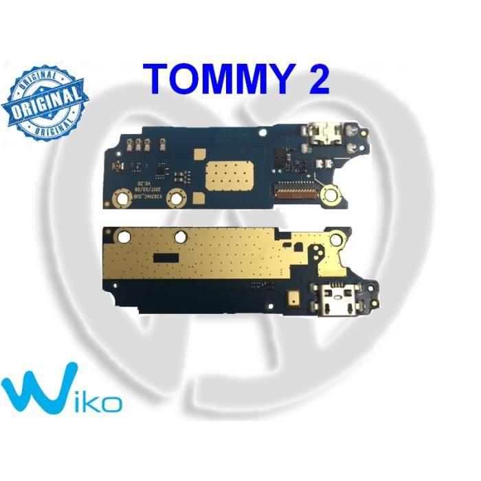 Connecteur de Charge Micro USB Wiko TOMMY 2 100% Original-TactilEst