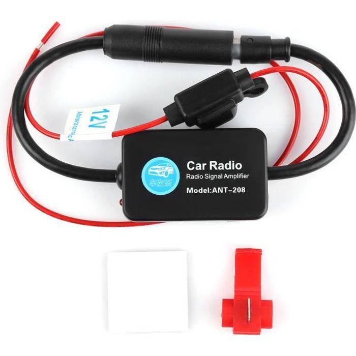 Antenne amplifiée à antenne cachée par radio cachée de radio AM FM-de voiture BK