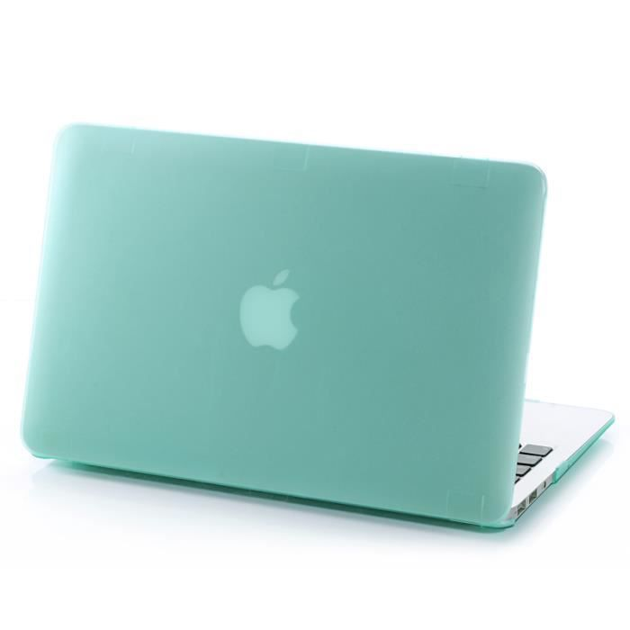 Housse macbook air 13 subway translucide shell solide for Housse macbook air