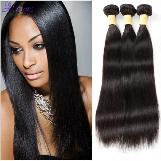 3 tissages bresilienne cheveux tout droit brazilian virgin hair 16 18 20 100g achat vente. Black Bedroom Furniture Sets. Home Design Ideas
