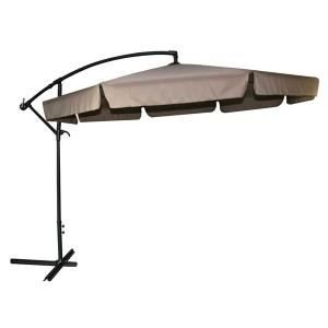 grand parasol d centr diametre 3m achat vente parasol. Black Bedroom Furniture Sets. Home Design Ideas