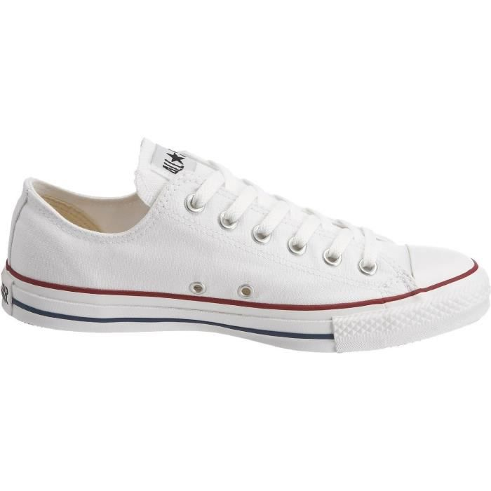 converses basses blanches femme
