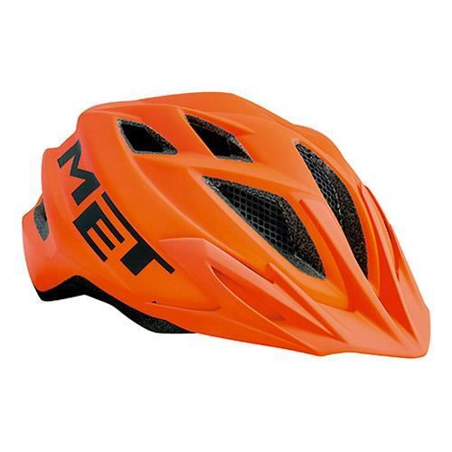 CASQUE DE VÉLO Casque MET Crackerjack orange