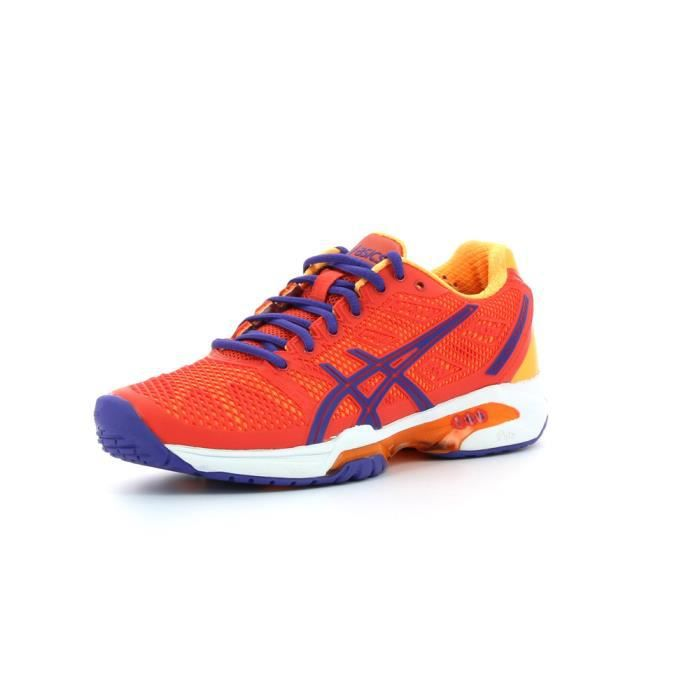 online store 18eef 330fb Chaussures de tennis Asics Gel Solution Speed 2 Femme
