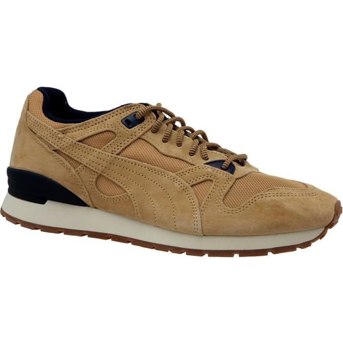 Puma Duplex Winter Casual 361412-01 Homme Baskets