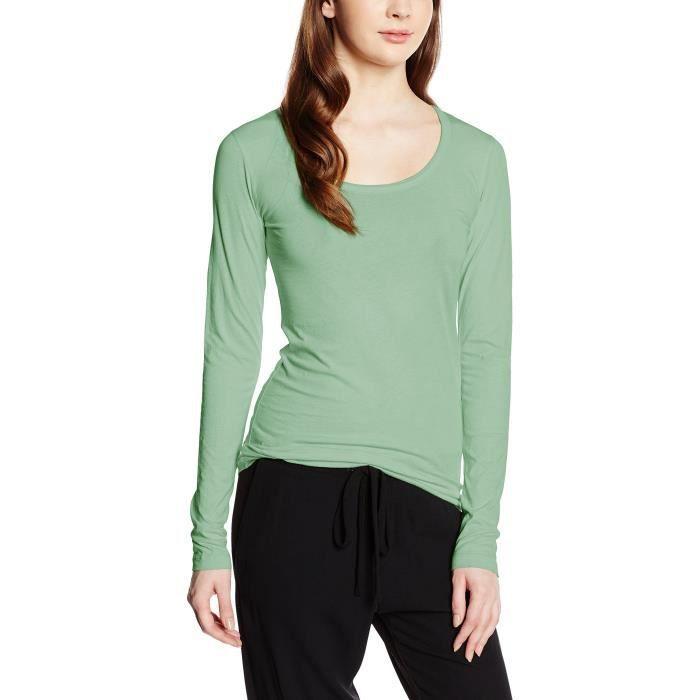 T-SHIRT Blaumax London Ls Organic Cotton - T-shirt - Femme