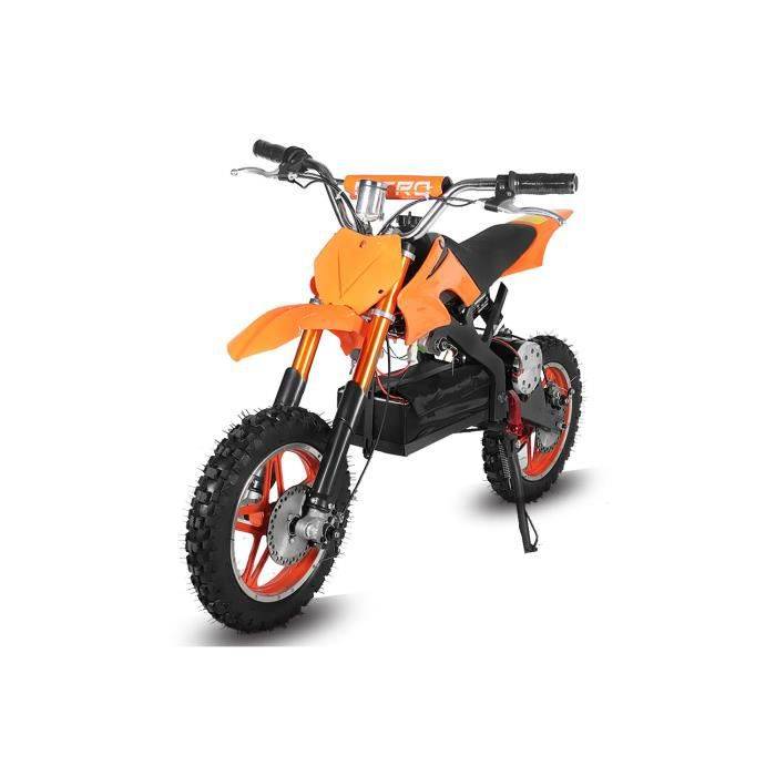 dirtbike lectrique eco 36v apollo 800w mini cross achat vente moto dirtbike lectrique eco. Black Bedroom Furniture Sets. Home Design Ideas
