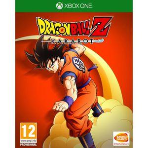 JEU XBOX ONE DRAGON BALL Z : KAKAROT Xbox One
