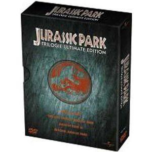 DVD FILM DVD Coffret trilogie jurassic park : jurassic p...
