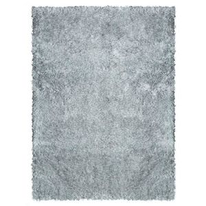 tapis de salon shaggy love gris 120x170 cm achat vente tapis 100 polyester cdiscount. Black Bedroom Furniture Sets. Home Design Ideas