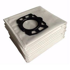 SAC ASPIRATEUR 6 paquets pour Karcher Polaire Sacs filtrants de r