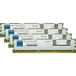 MÉMOIRE RAM 32Go (4 x 8Go) DDR3 1333MHz PC3-10600 240-PIN ECC