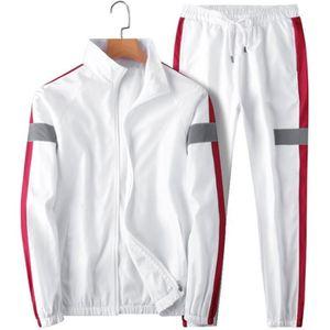 Ensemble de vêtements FUNMOON - (Veste+Pantalon) Survêtement Homme 2 Piè