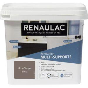 PEINTURE - VERNIS RENAULAC Peinture Rénovation Multisupports 3 en 1