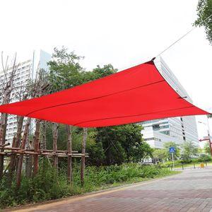 STORE - STORE BANNE  4.5*5m Banne anti-soleil housses de protection rou