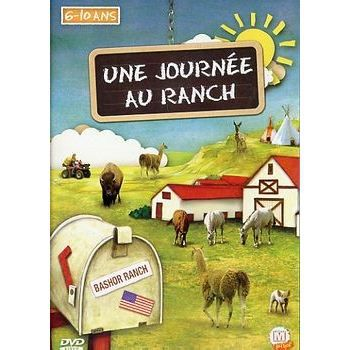Dvd une journee au ranch en dvd dessin anim pas cher - Dessin du ranch ...