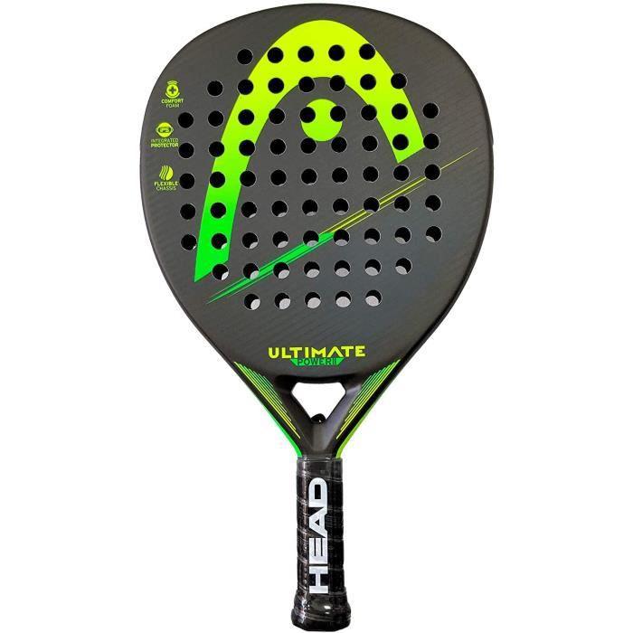 Head Raquette de padel Ultimate Power 2 Vert-jaune[190]