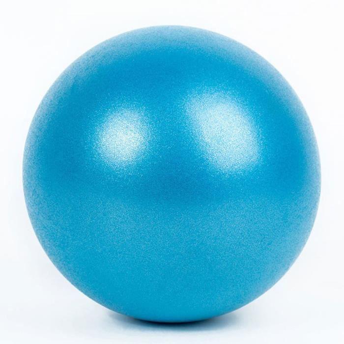 Jeu de briques de Yoga, 5 pièces, bloc de balle en mousse, bande extensible, cercle de résistance, Pilates, Bleu
