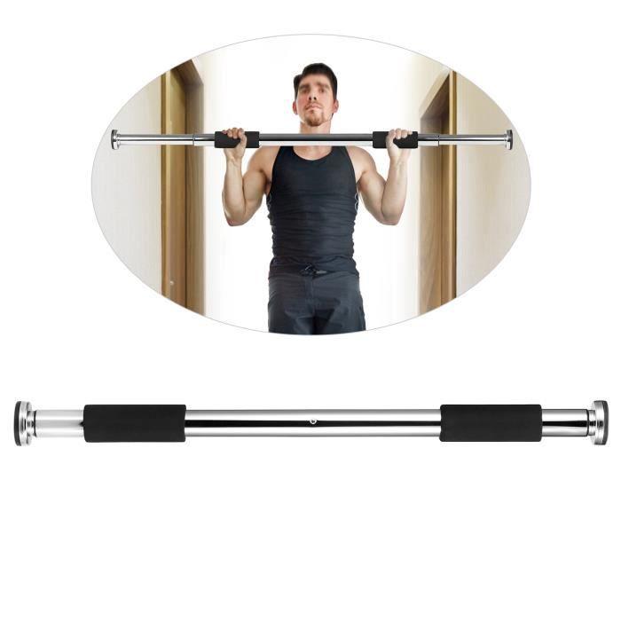 Barre de traction Horizontale adapté à la maison (62 --- 100cm)