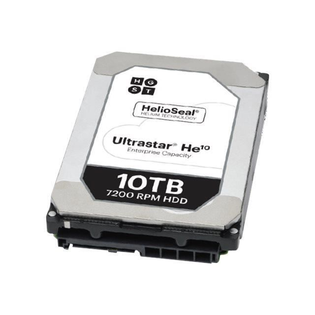 Western Digital Disque dur Hgst Ultrastar He10 Huh721010aln600 3.5