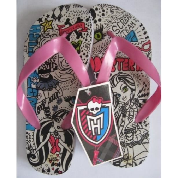 Tong / claquette monster high *** NEUF ***