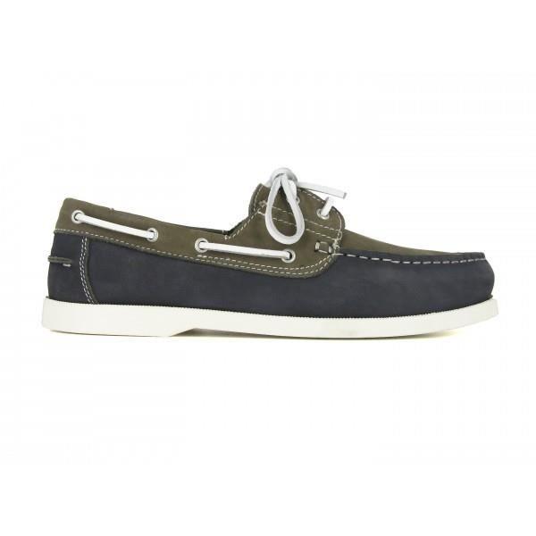 J.BRADFORD Chaussures Bateaux JB-BOAT Gris - Couleur - Gris