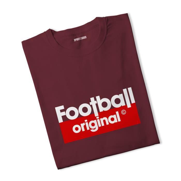 T-shirt femme Football original