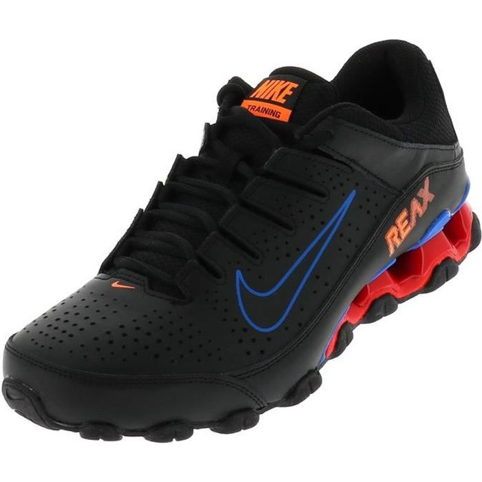 Chaussures running mode Reax 8 h blk orge roy - Nike