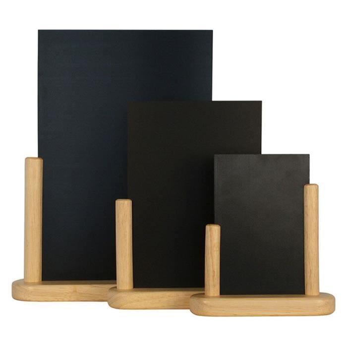 Ardoise de table Elegant A4 (21x29,7 cm) Ardoise Seule