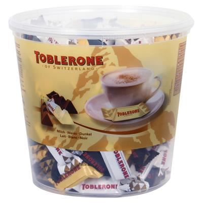 Toblerone Miniatures Mix [Bac de 900g]
