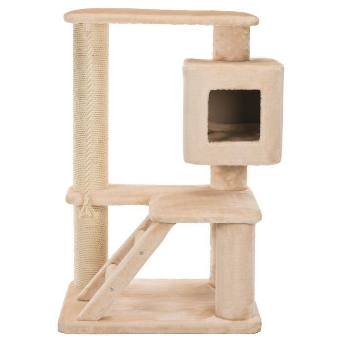 Arbre à chat XXL Josefa - 119 cm - Beige