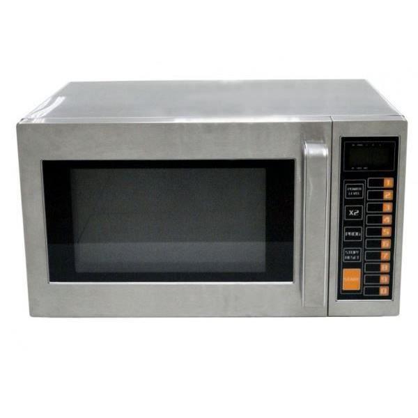 Four micro-ondes 25 litres à touches numériques Zyco Professional